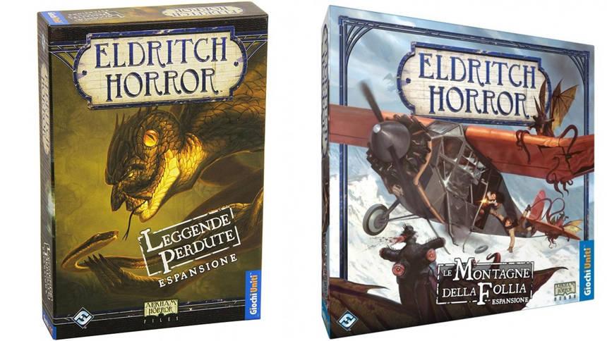 Eldritch Horror: Segni di Carcosa