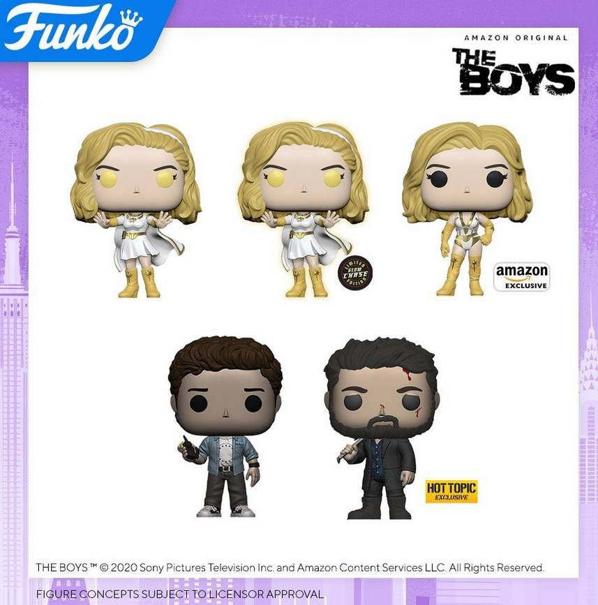 Funko Pop The Boys