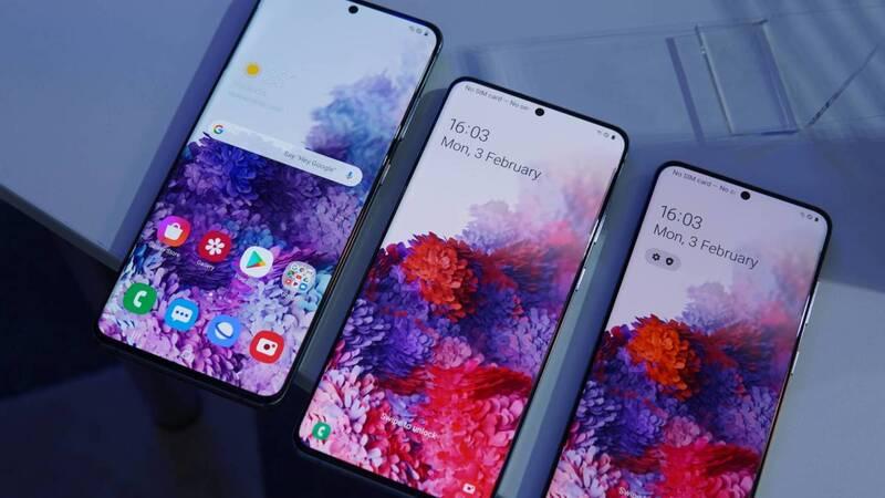 Samsung Galaxy S20, S20+ e S20 Ultra: via alle prenotazioni su Amazon