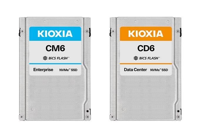 KIOXIA CM6 e CD6