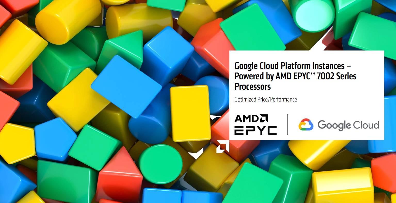 Google Cloud Promo feat