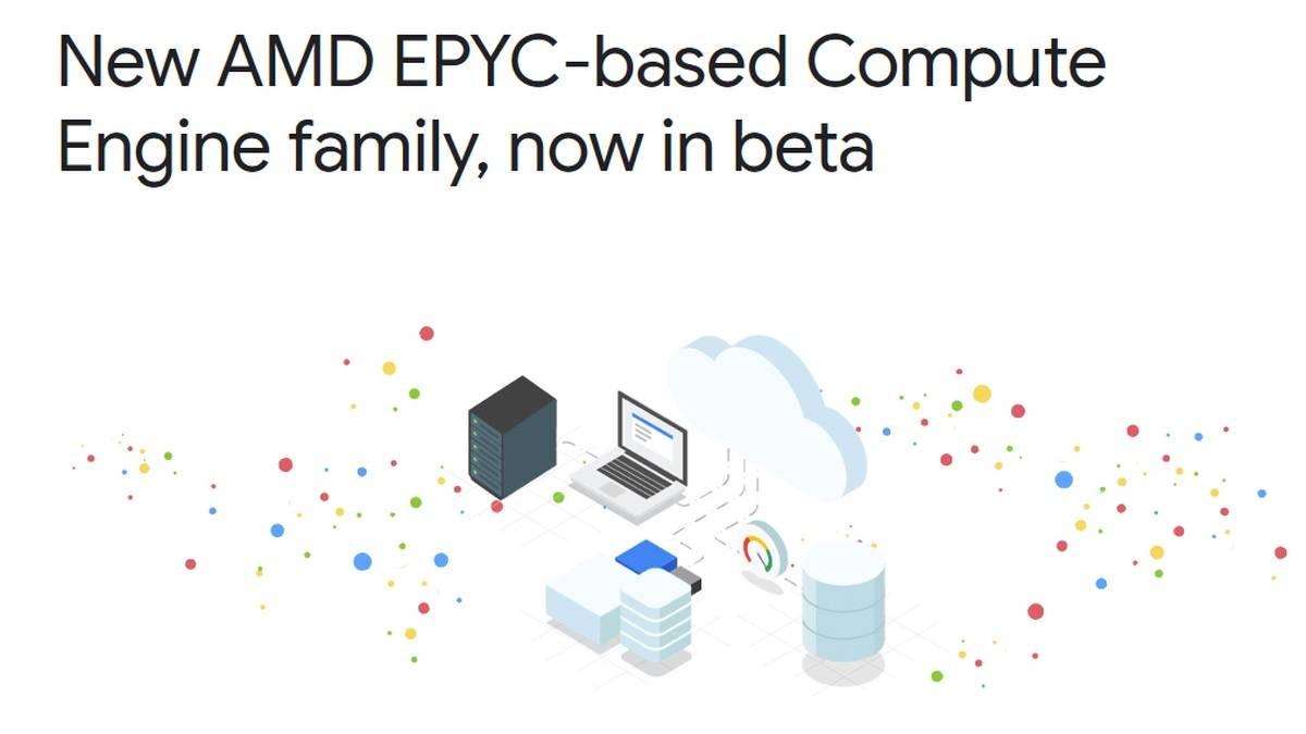 Google Cloud AMD promo
