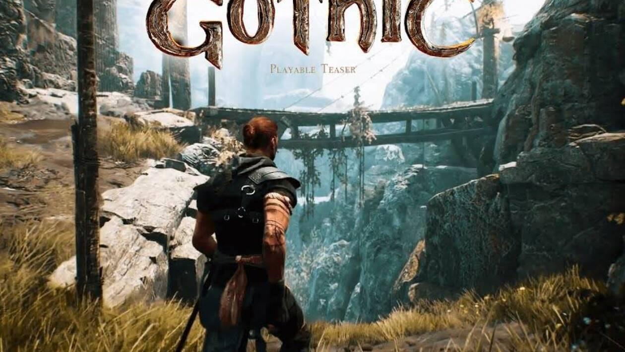 Gothic: il remake si farà e uscirà su PC, PS5 e Xbox Series X ...