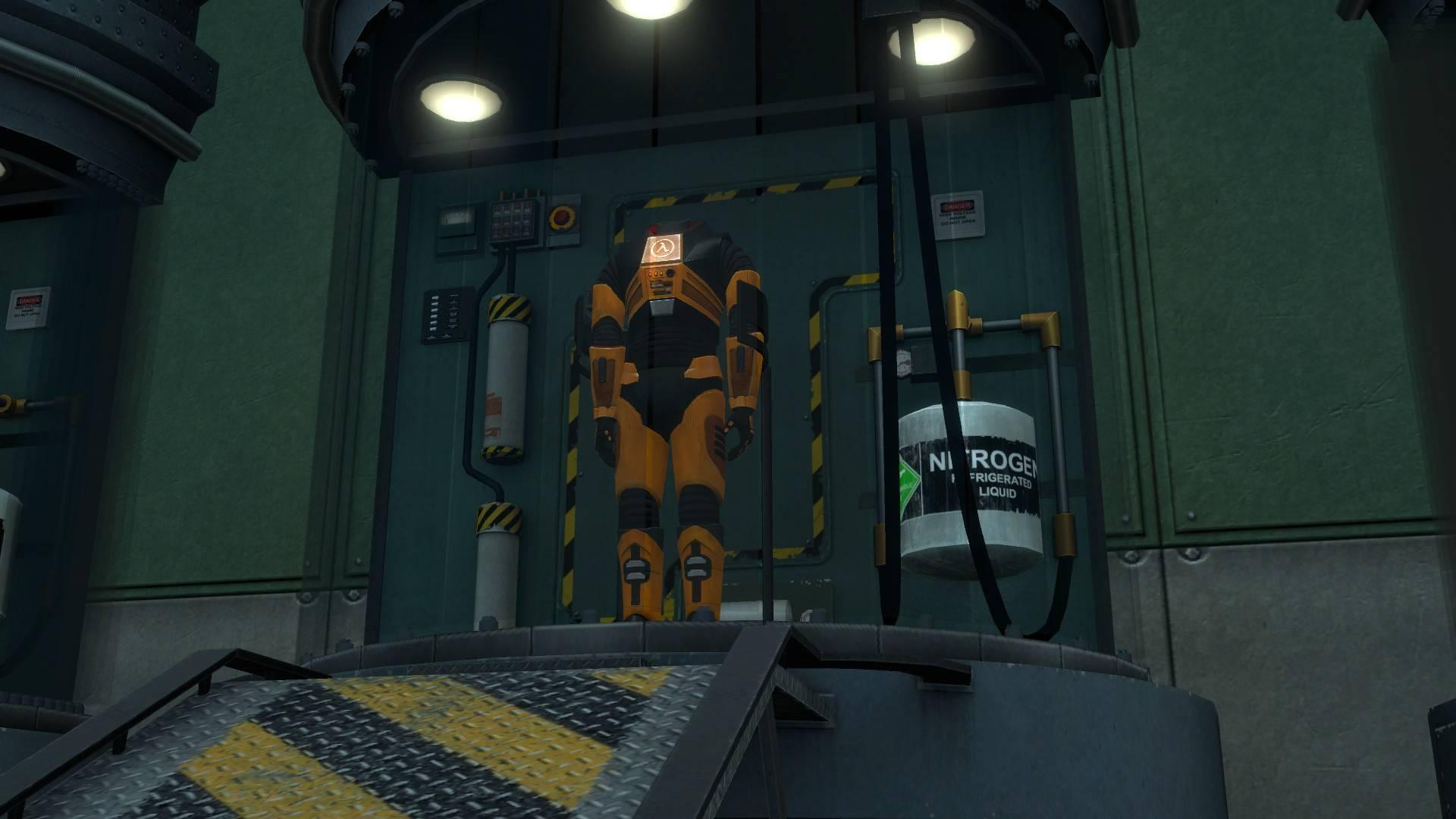 Half-Life remake Black Mesa
