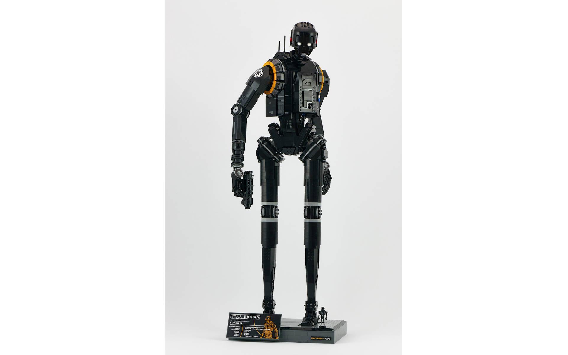 LEGO MOC K-2S0