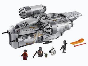 LEGO Razor Crest small
