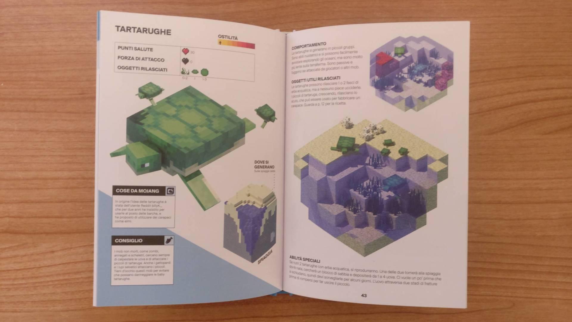 Minecraft Guida alla sopravvivenza acquatica