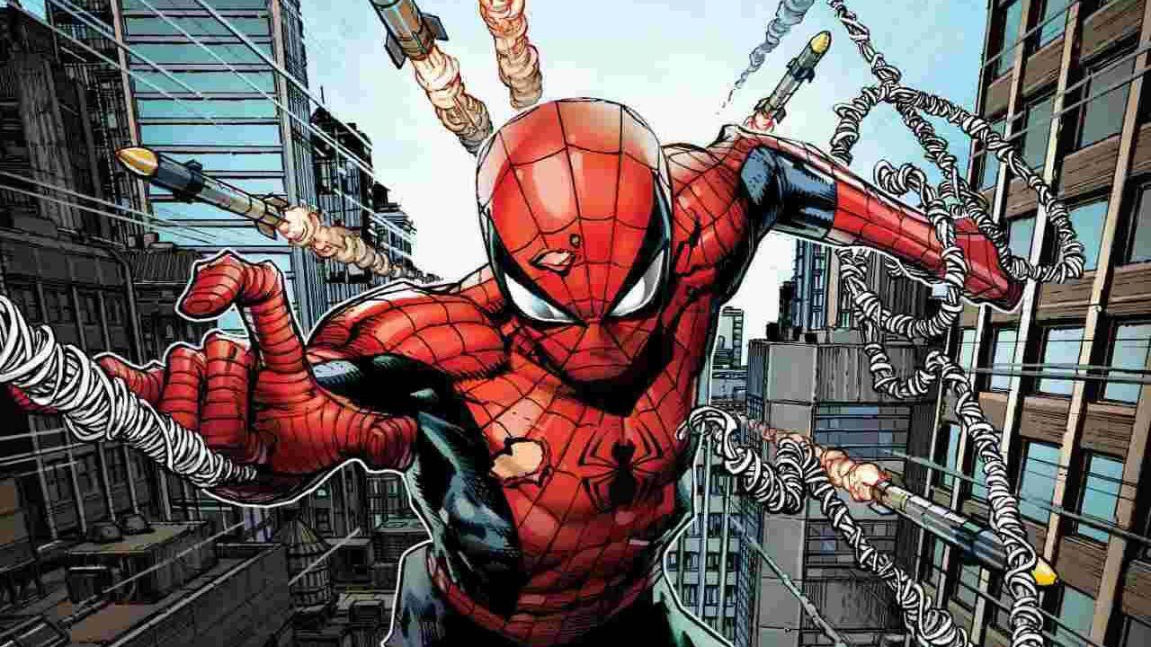 nonstop spiderman
