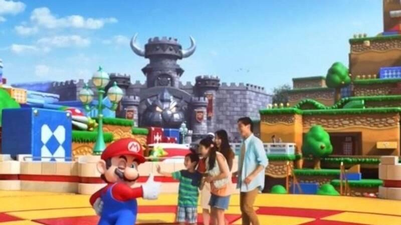 Super Nintendo World: dai videogiochi alla realtà