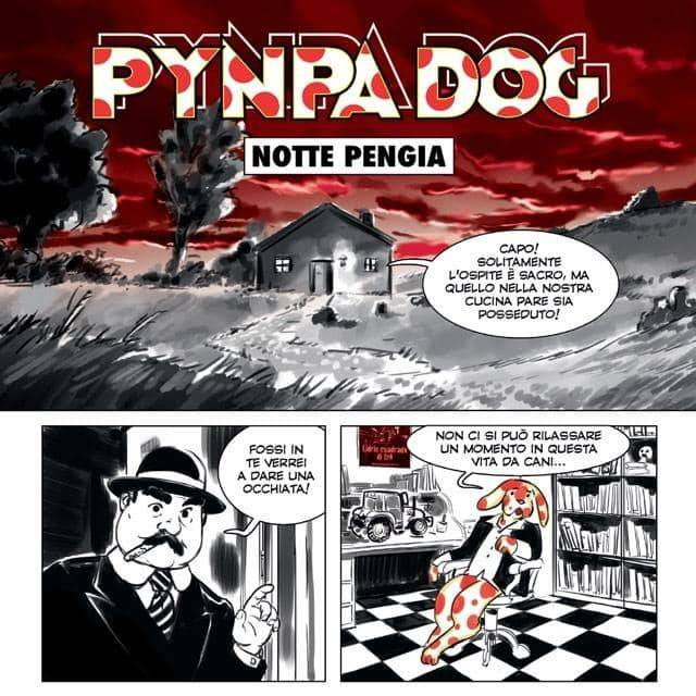 Pynpa Dog