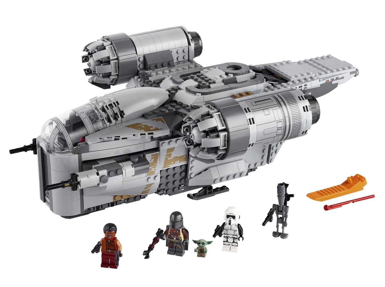 Razor Crest The Mandalorian - LEGO