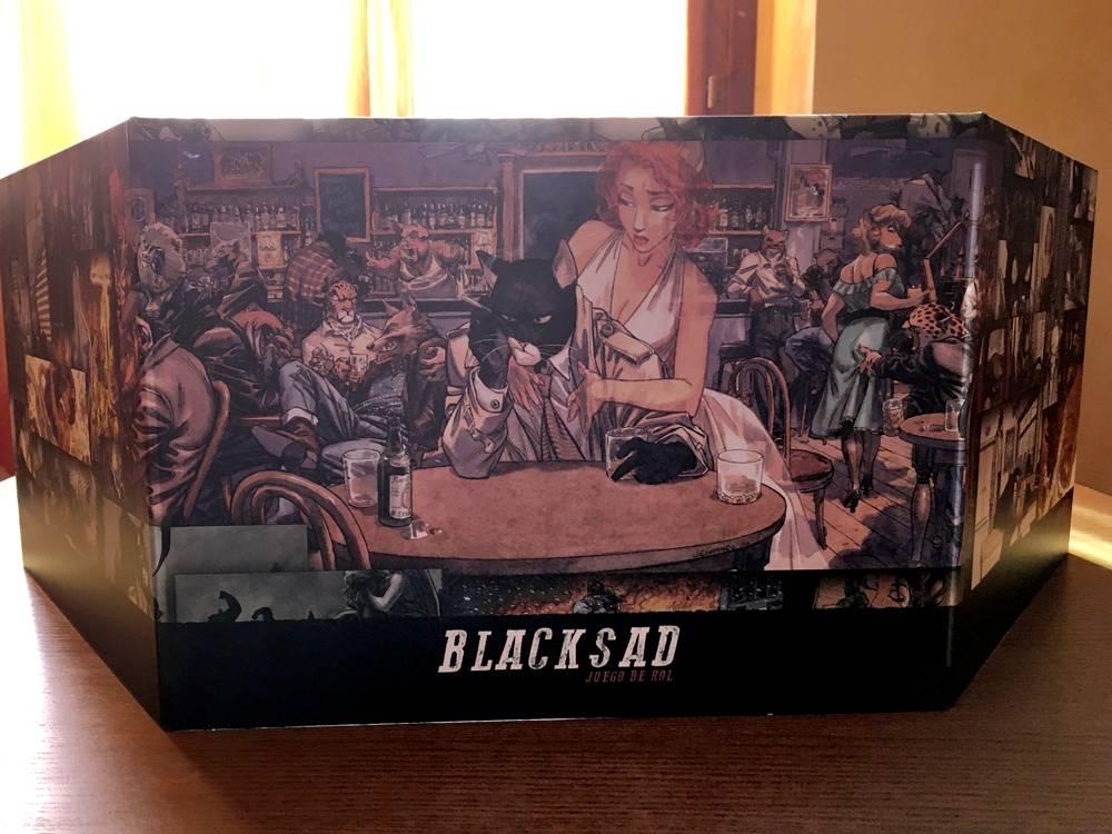 Recensione Blacksad - Il gioco di ruolo