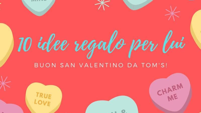 San Valentino 2020: idee regalo per lui