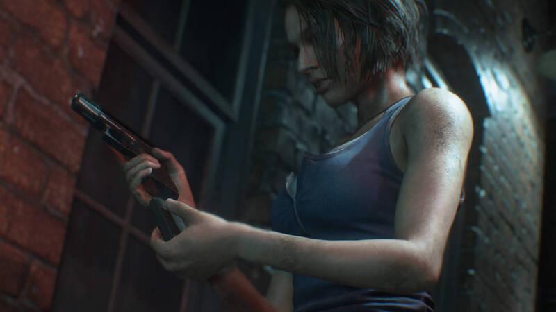 Resident Evil 3 Remake: una mod trasforma tutti i nemici in Nemesis