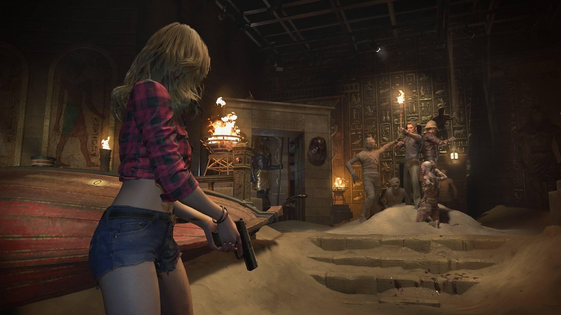 Resident Evil Resistance Resident Evil 3 Remake