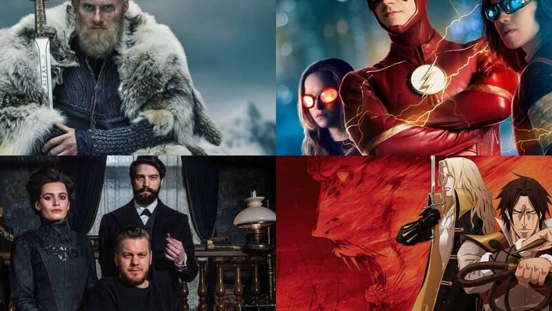 Le serie TV nuove e cancellate – Marzo 2020