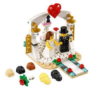 set matrimonio lego