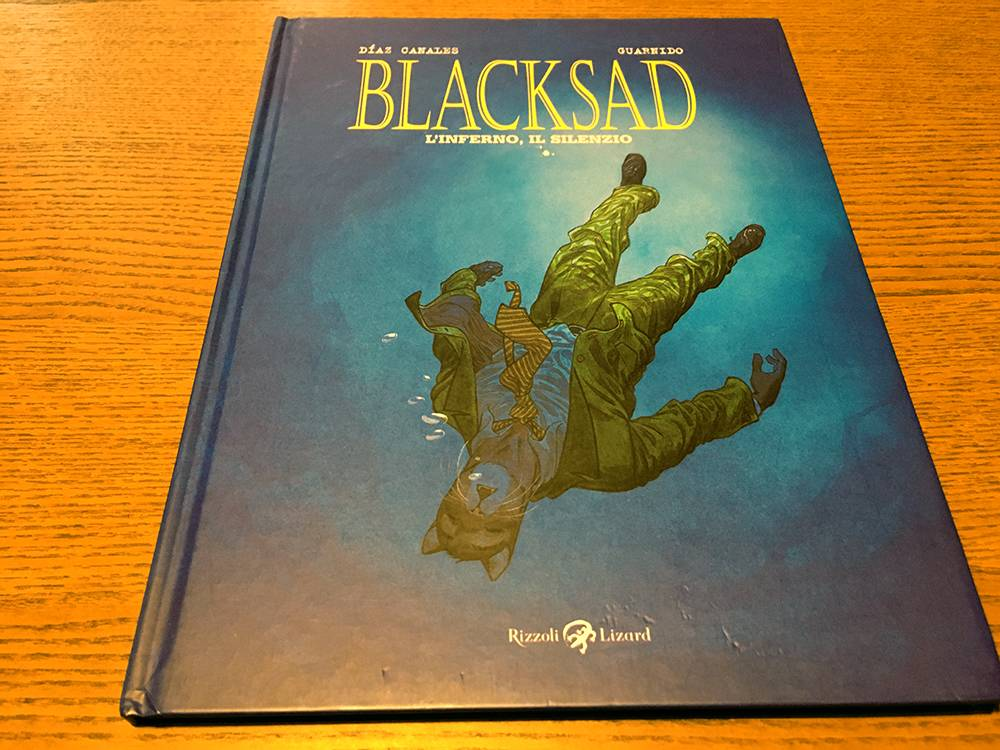 Speciale Blacksad