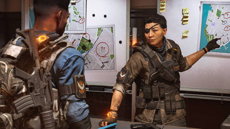 The Division 2: surprisingly, new content will arrive