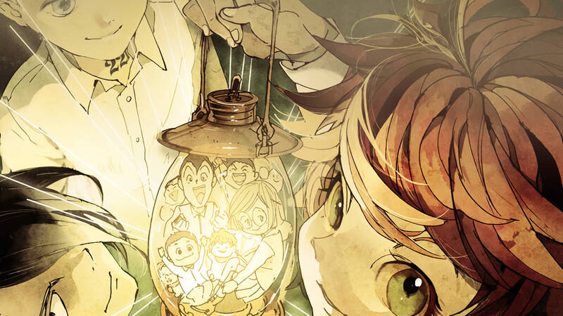 The Promised Neverland Season 2 - departure day