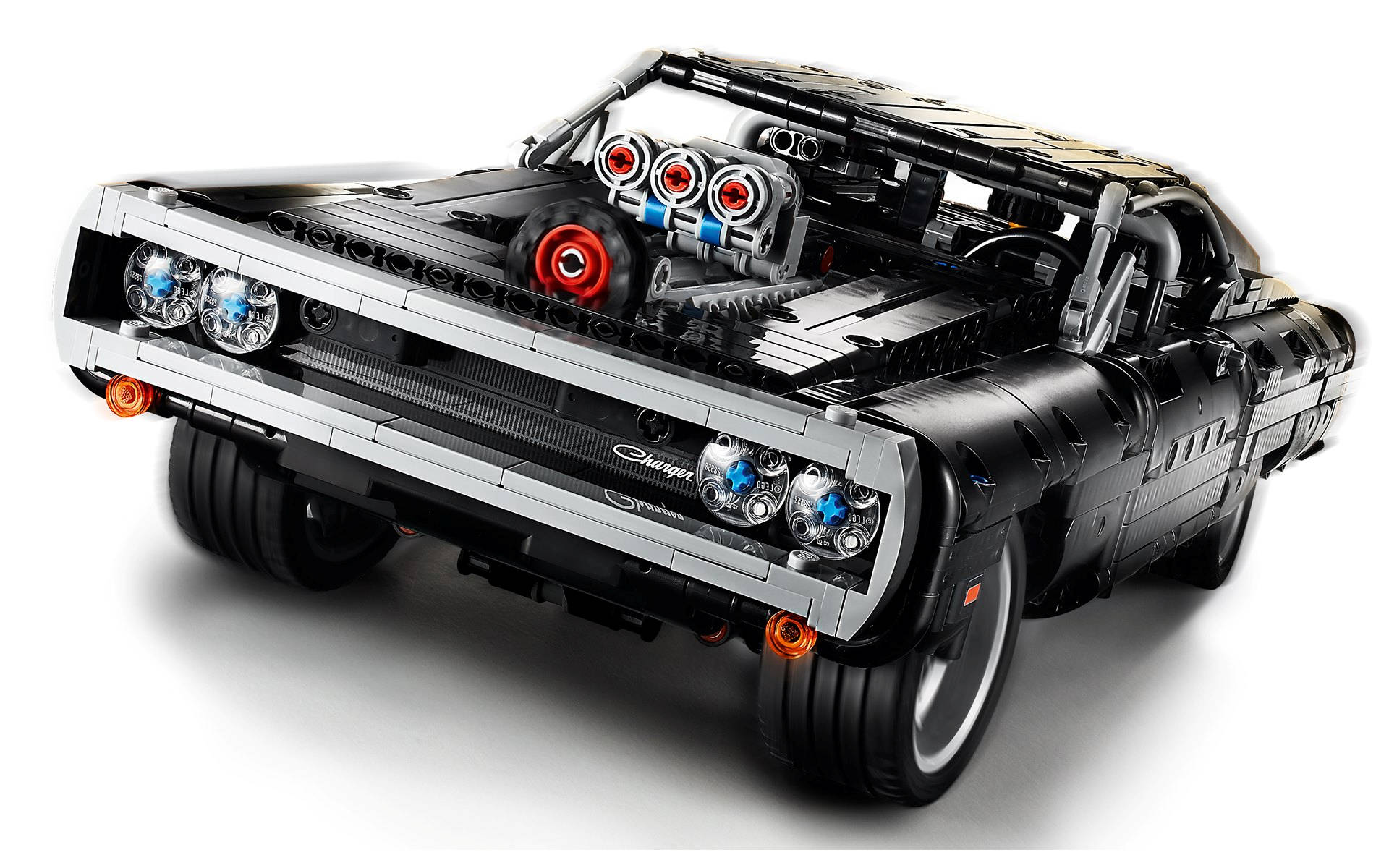 42111 Dodge Charger Technic