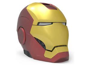 altoparlante bluetooth iron man