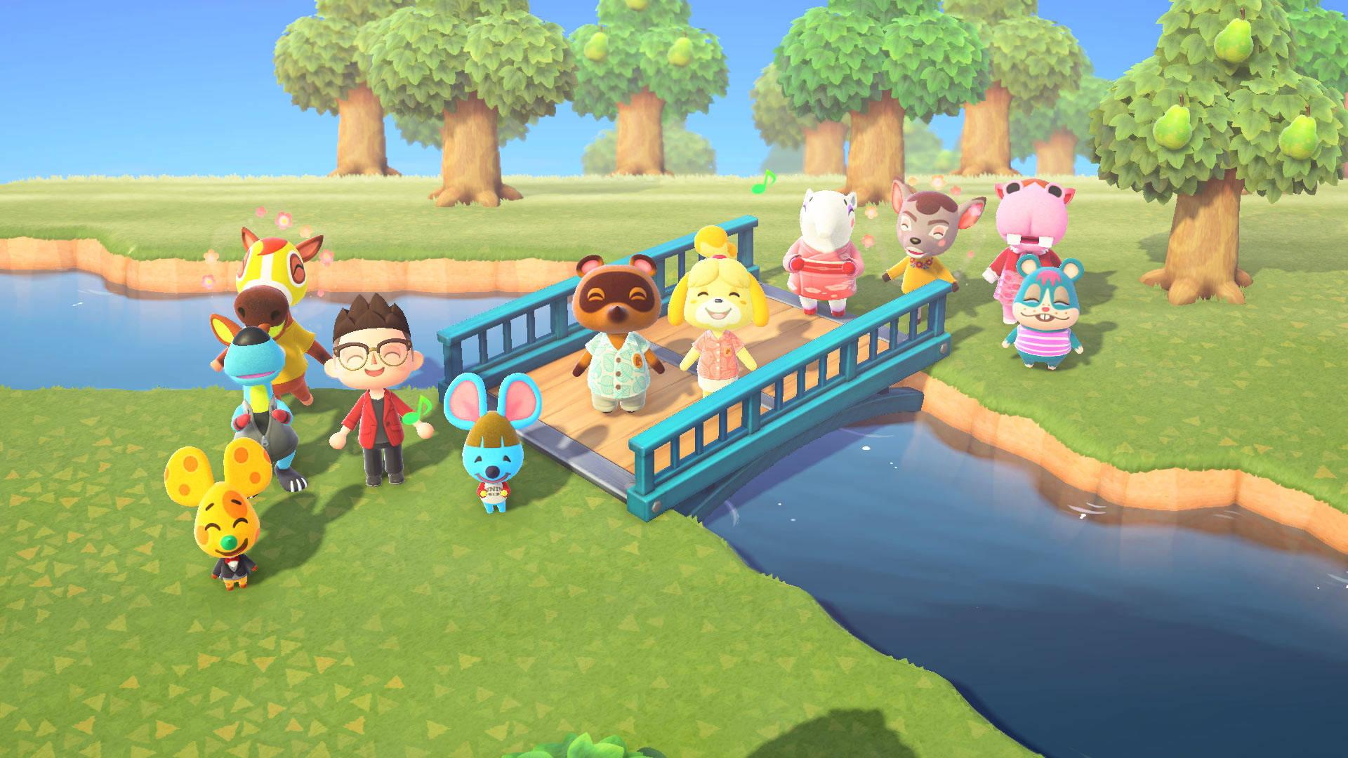 Animal Crossing New Horizon aumentare valutazione isola