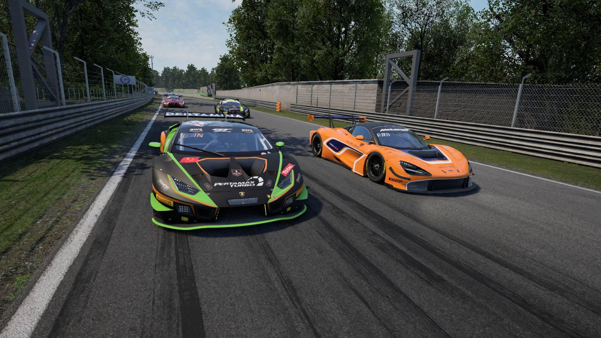 Assetto Corsa Competizione provato