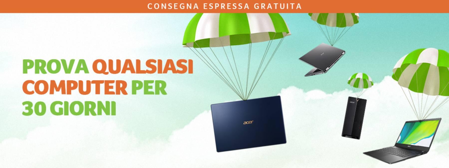 banner offerte Acer - marzo 2020