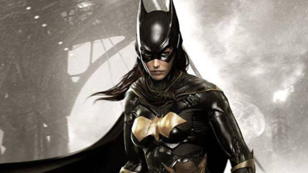 Batgirl Hot Toys AK