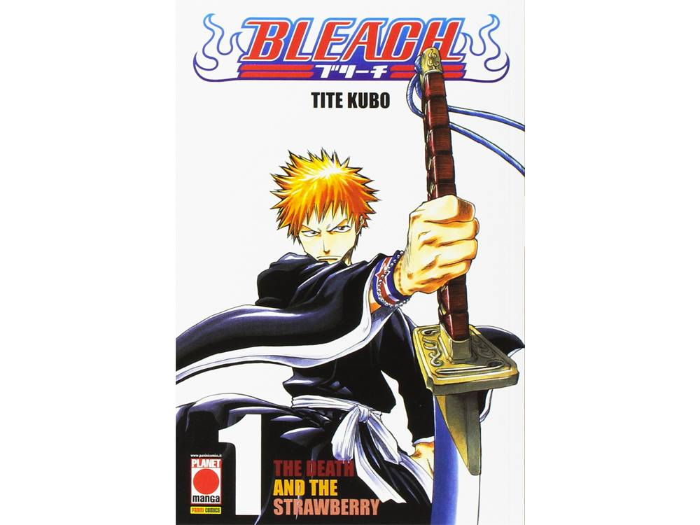 Bleach 20° anniversario