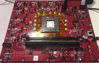 Cadence DDR5 test board