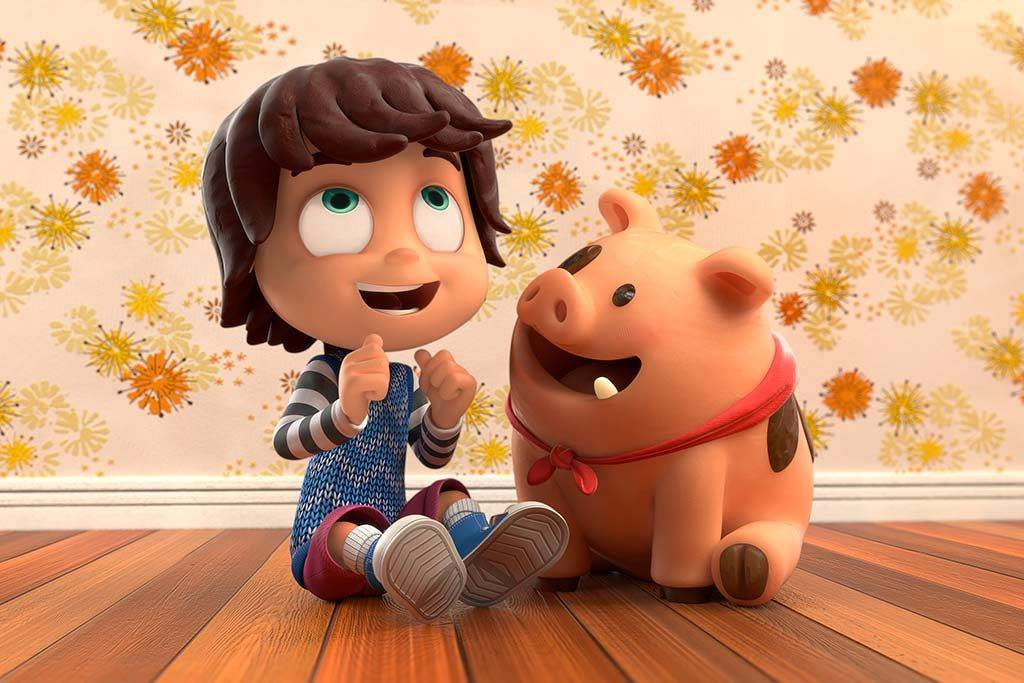 cartoni animati per bambini dai 3 anni in su