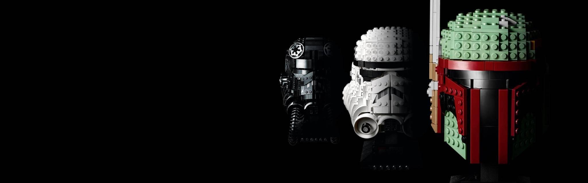 Caschi Lego Star Wars