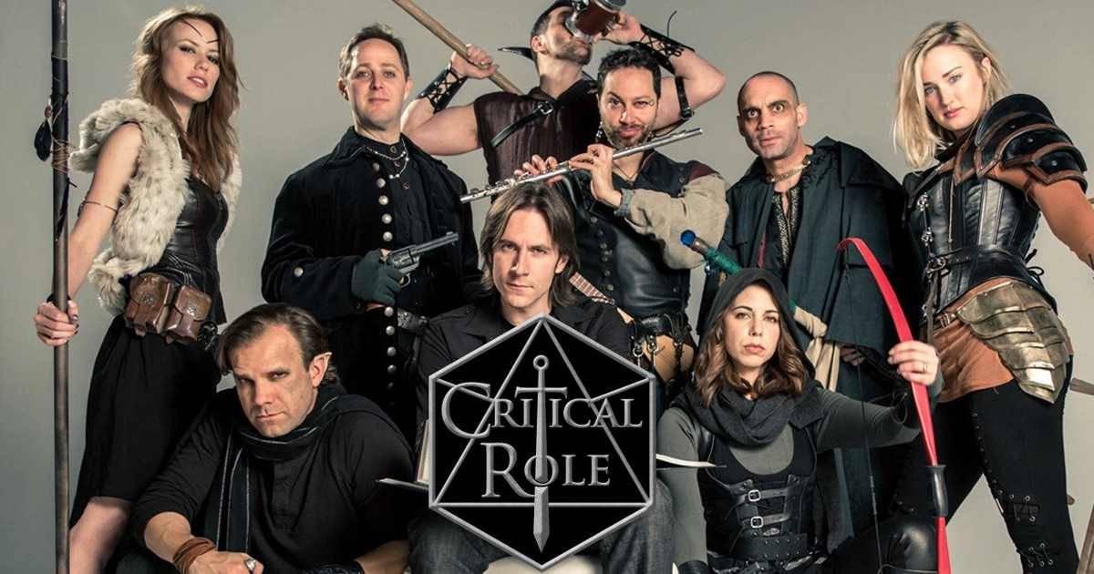 Critical role cast