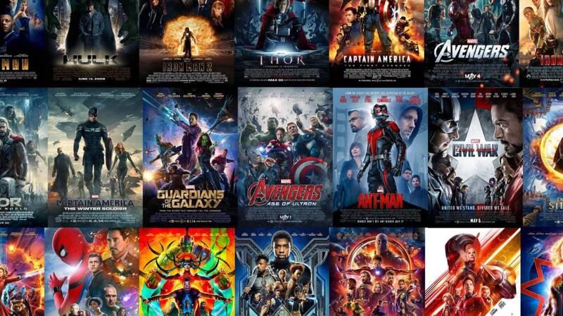 Disney+ tutti i contenuti Marvel disponibili
