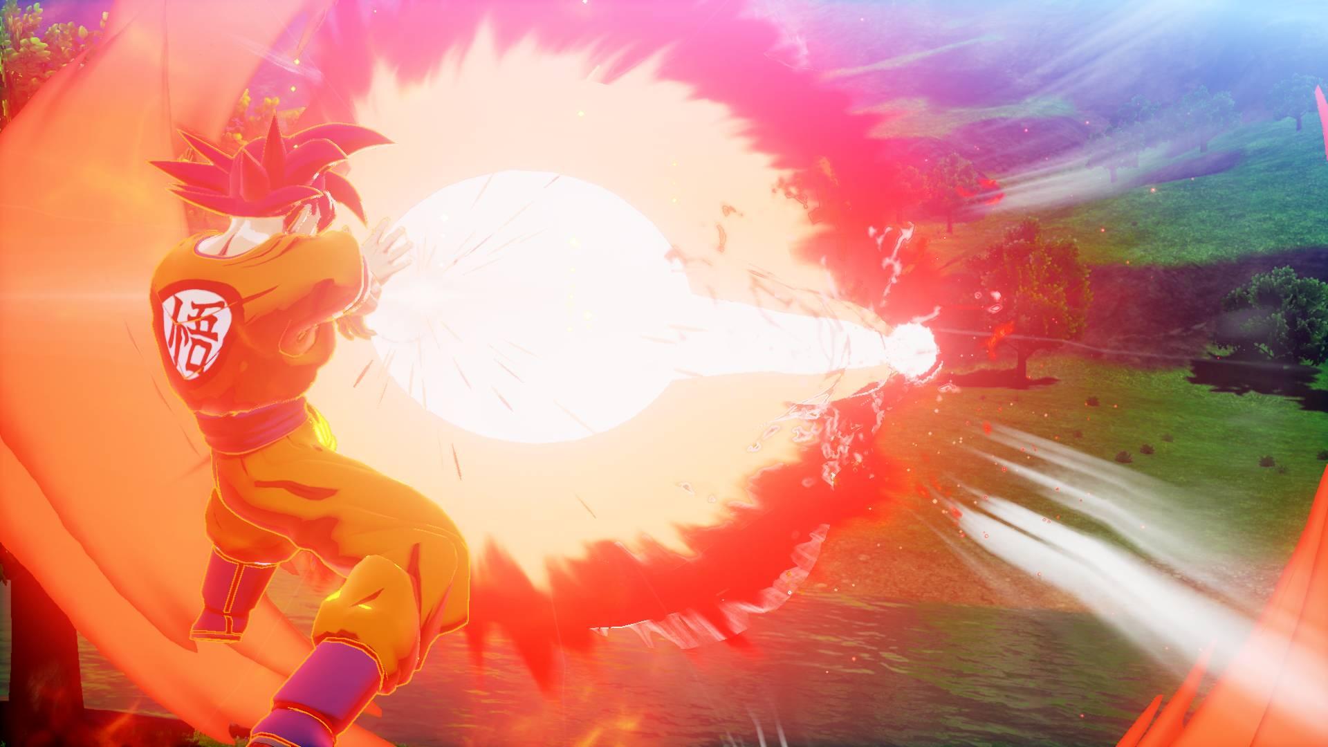 Dragon Ball Z Kakarot FighterZ