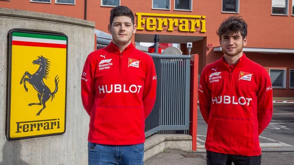 Ferrari eSport