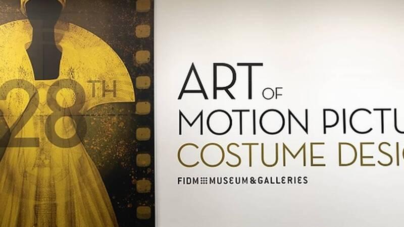 FIDM Museum: il tour virtuale dei costumi cinematografici dell'ultima stagione, con oltre 200 foto in HD