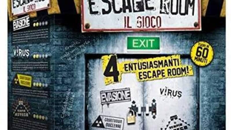 ROOM-25 Escape Room Gioco Da Tavolo ASMODEE ITALIA