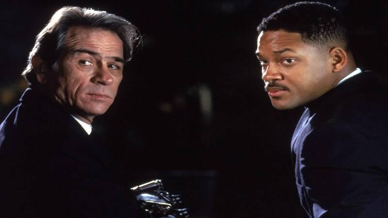 Men in Black: canale tematico su Sky Cinema e on demand su NOW TV