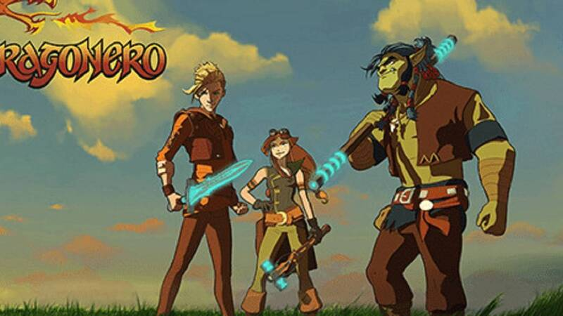 Dragonero Serie Animata: al via la produzione