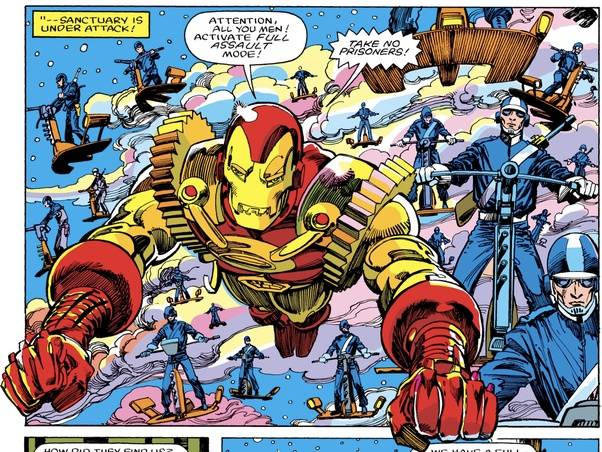 iron man 2020 3