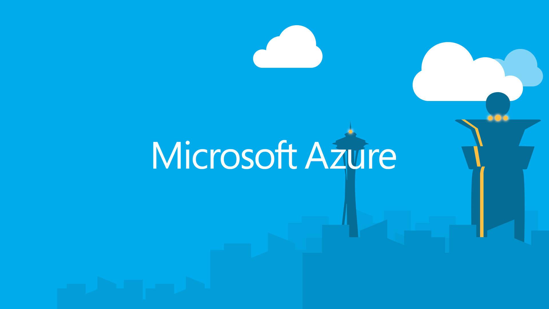 Microsoft Azure Copertina