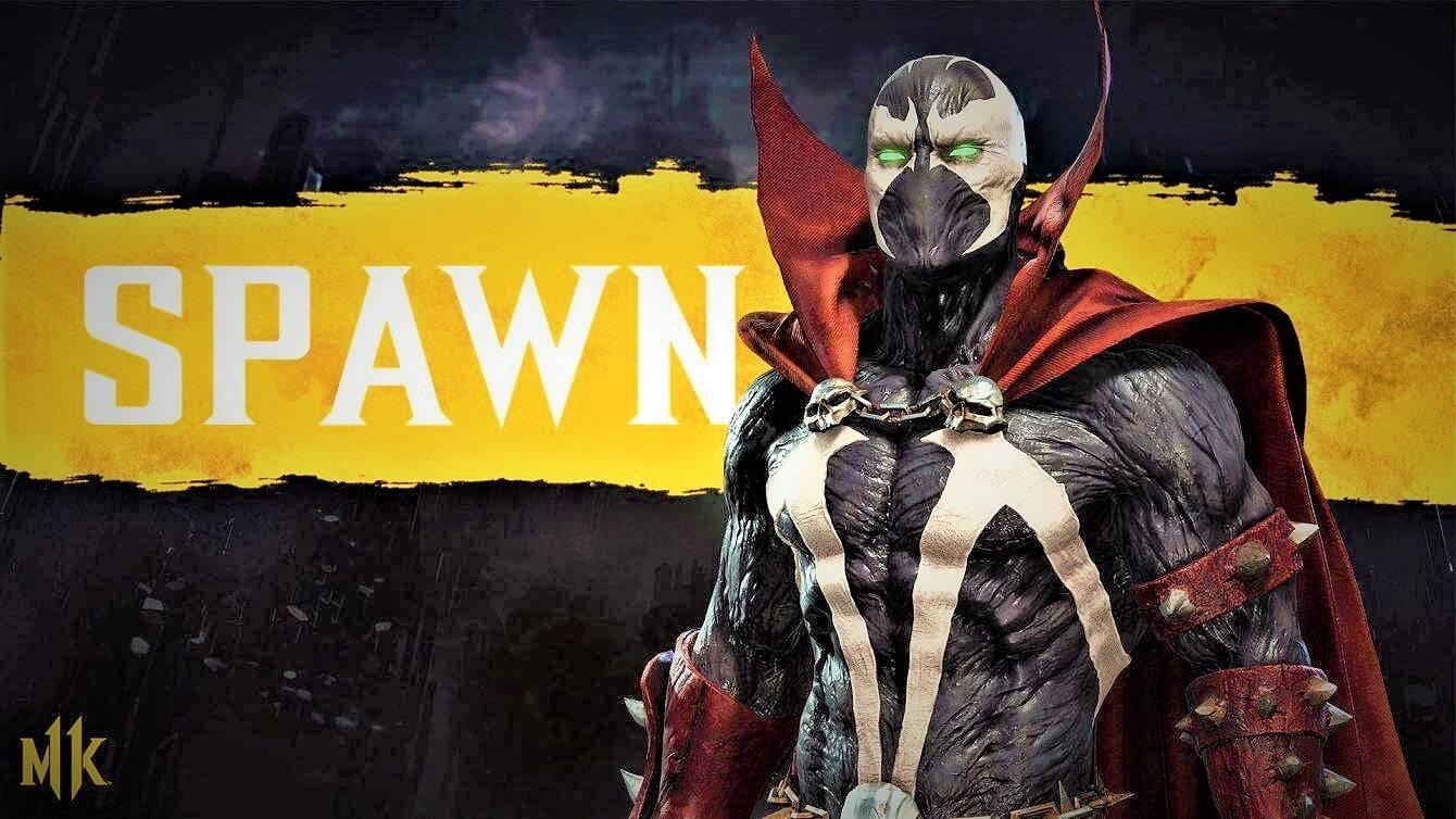 Mortal Kombat 11 - Spawn