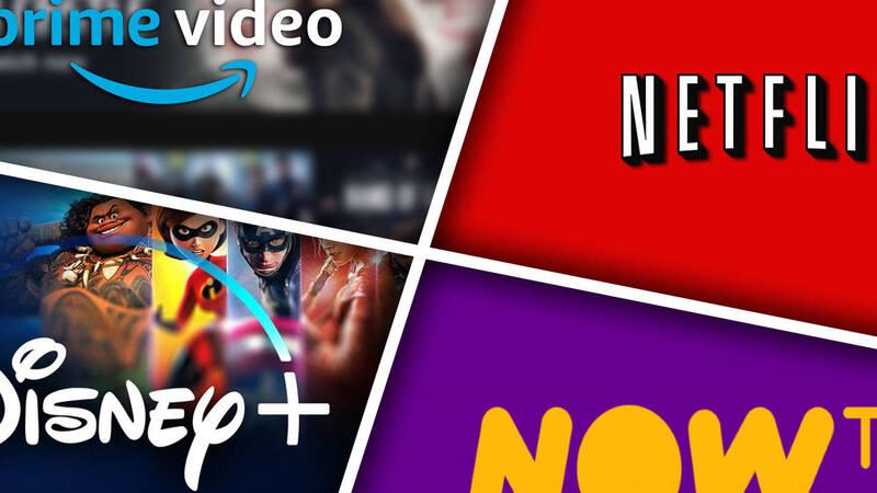 Netflix vs Disney+ vs Amazon Prime Video vs Now TV: il confronto piattaforme streaming