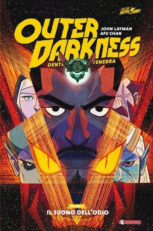 outer darkness 2 copertina