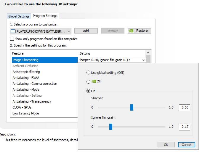 PUBG Nvidia 144 FPS