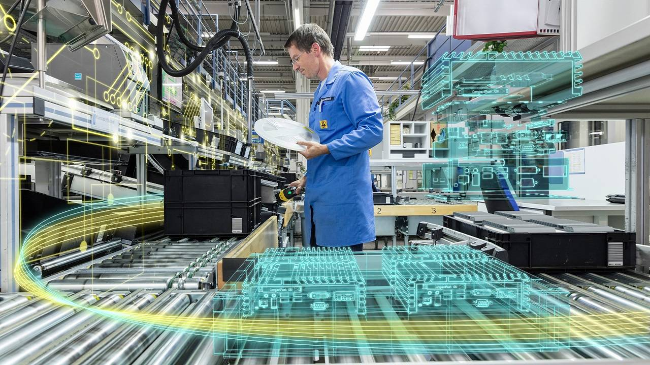sas idc Manufacturing