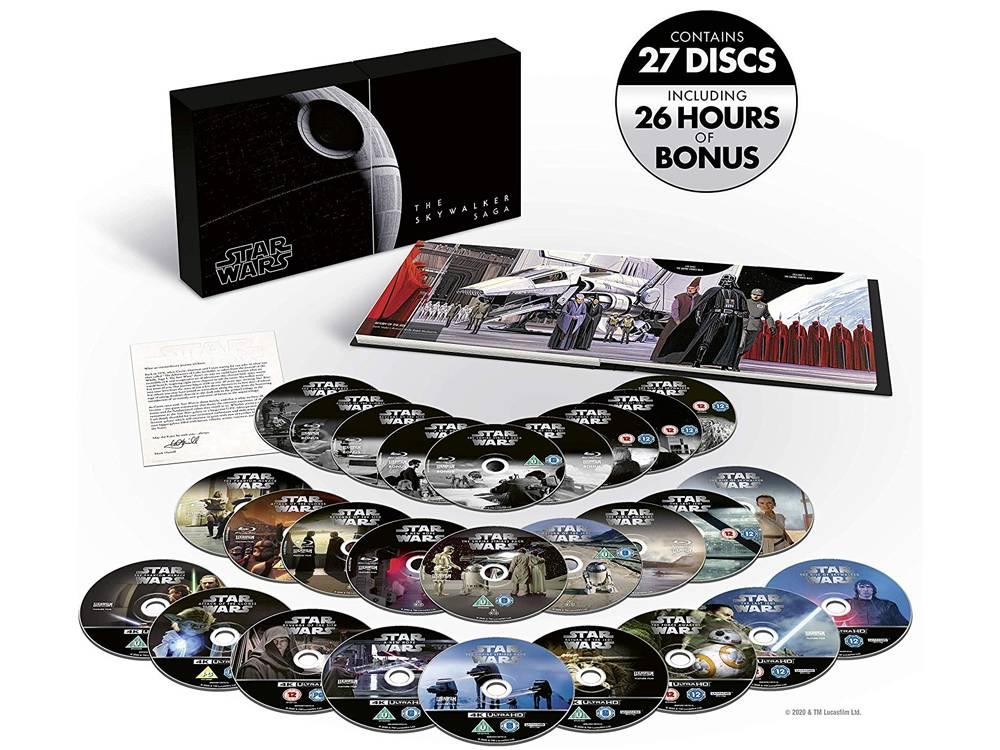 Star Wars: The Skywalker Saga Box Set
